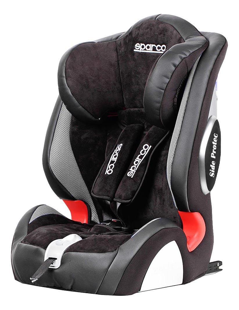 Кресло детское автомобильное Sparco F1000ki gy