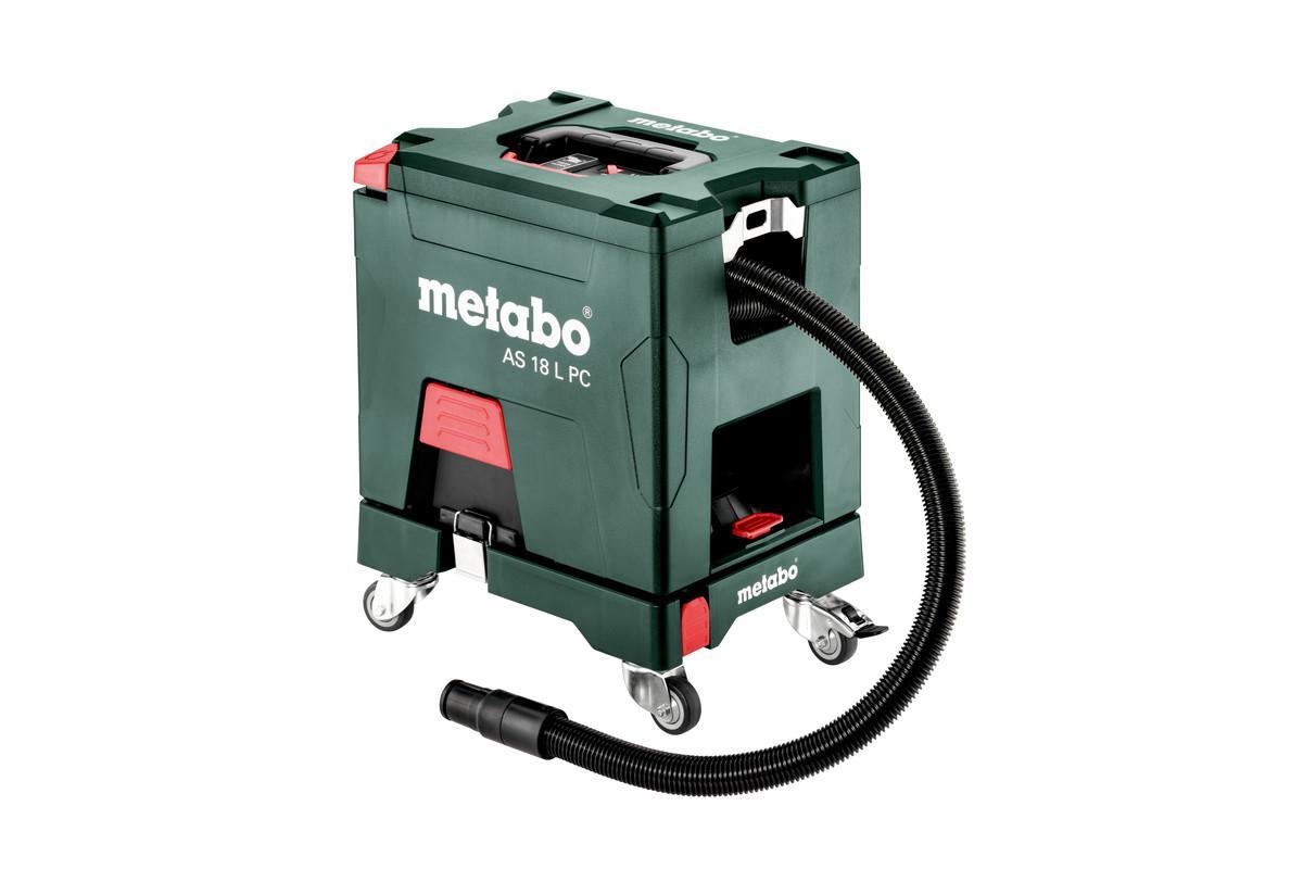 Пылесос Metabo As18lpc (602021000)