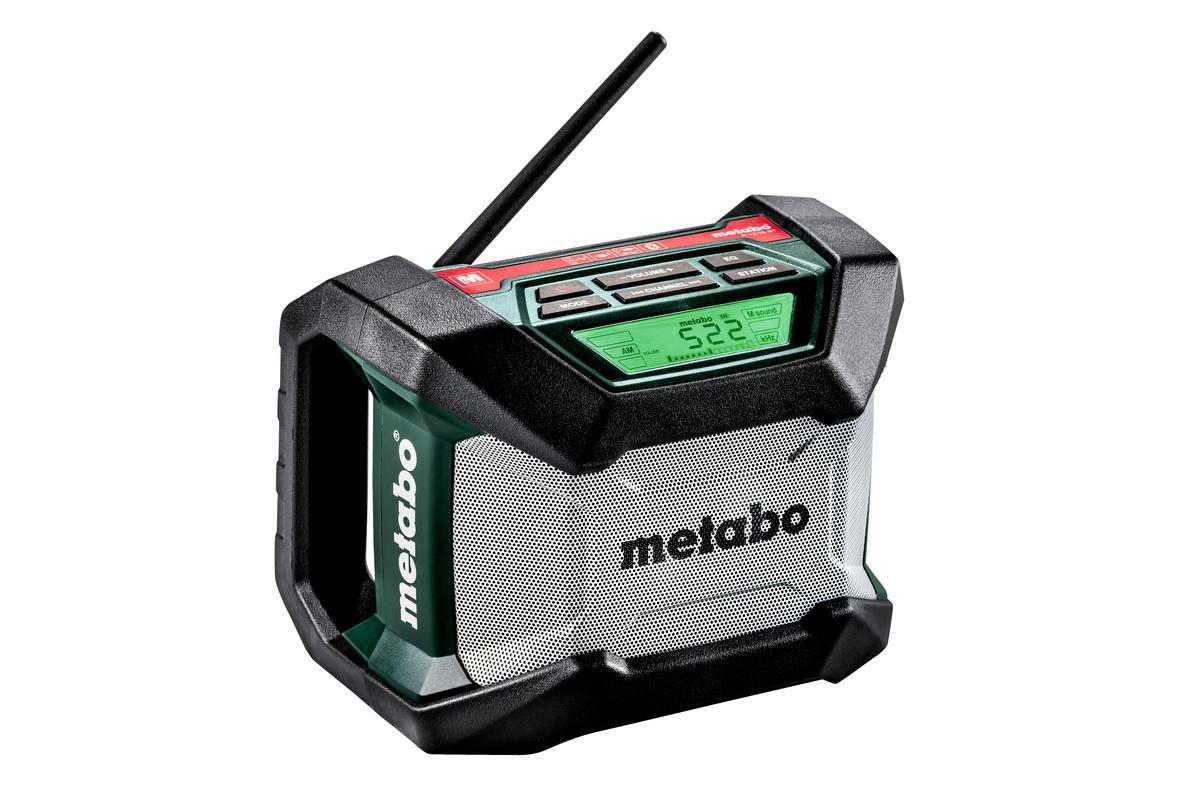 Радио Metabo R12-18 (600777850)