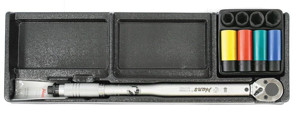 Купить Набор инструментов Hans Tt-48