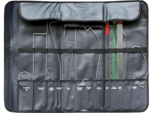 Набор для вскрытия дверей автомобиля СТАНКОИМПОРТ KA-6633