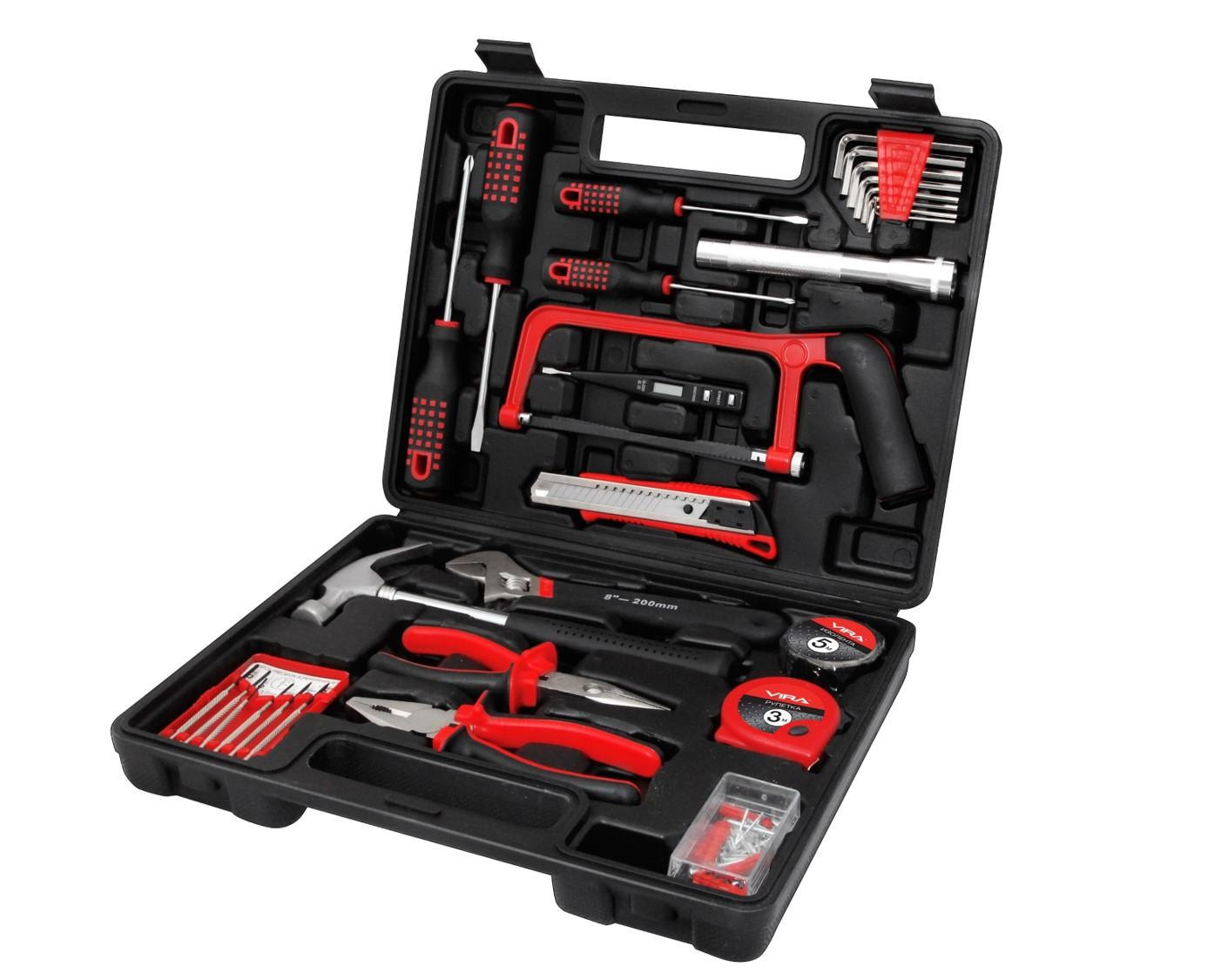 Набор инструментов Vira 305320 ключи гаечные ермак ключ