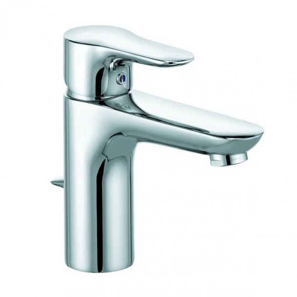 Смеситель для раковины Kludi Objekta 322600575 смеситель для ванны kludi objekta длинный излив 324910575