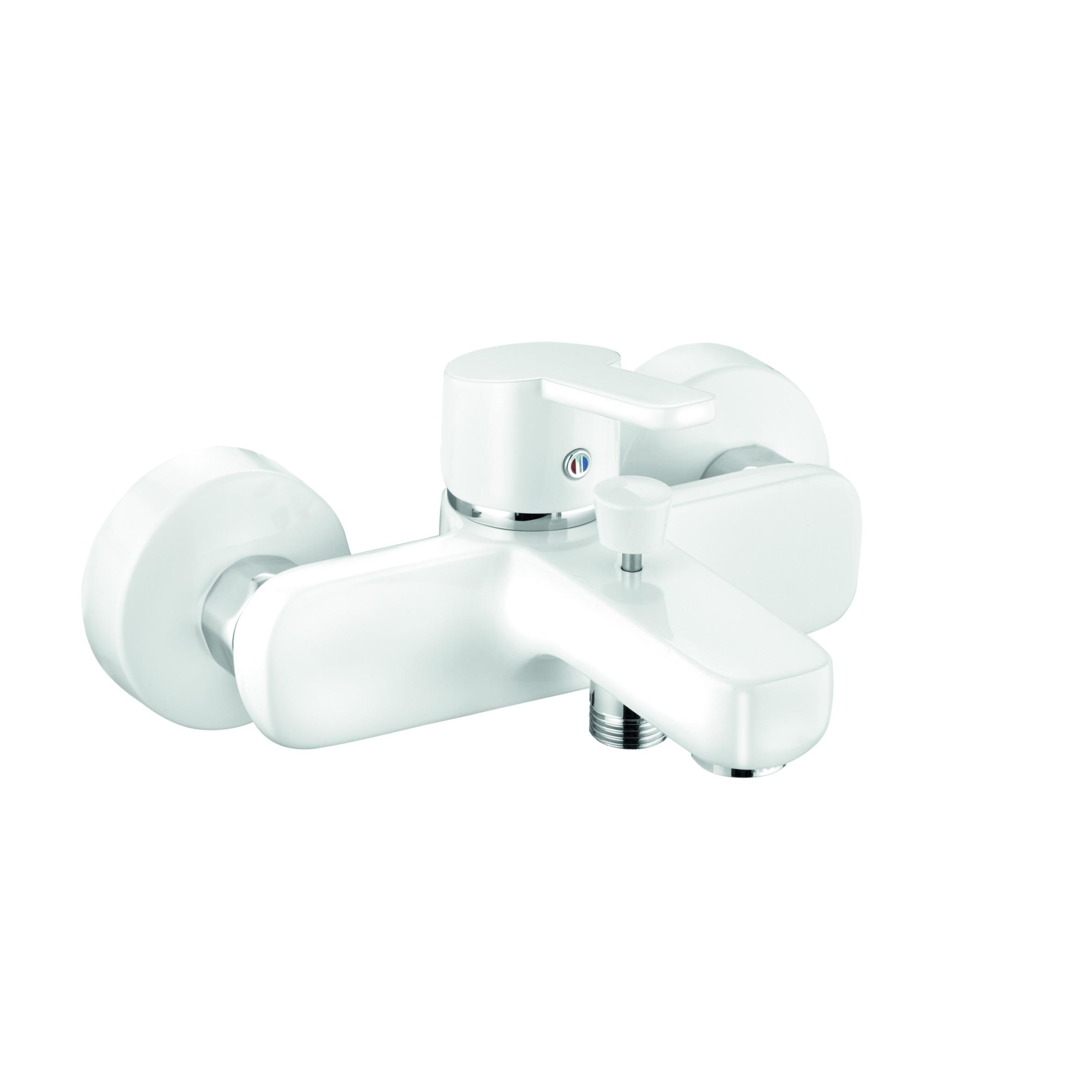 Смеситель для ванны с душем Kludi Logo neo 376819175 смеситель для ванны kludi logo neo внутренний механизм 38625
