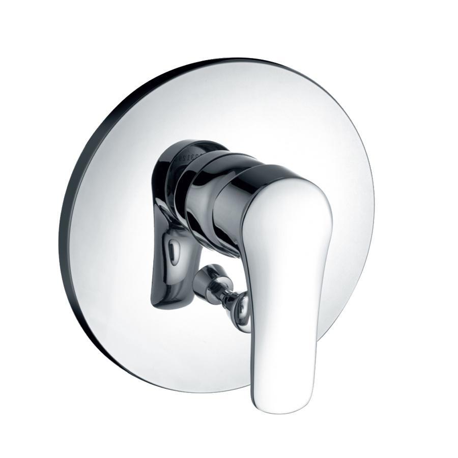Смеситель для ванны с душем Kludi Tercio 386510575 смеситель для кухни однорычажный с выдвижной лейкой kludi l ine 428210577