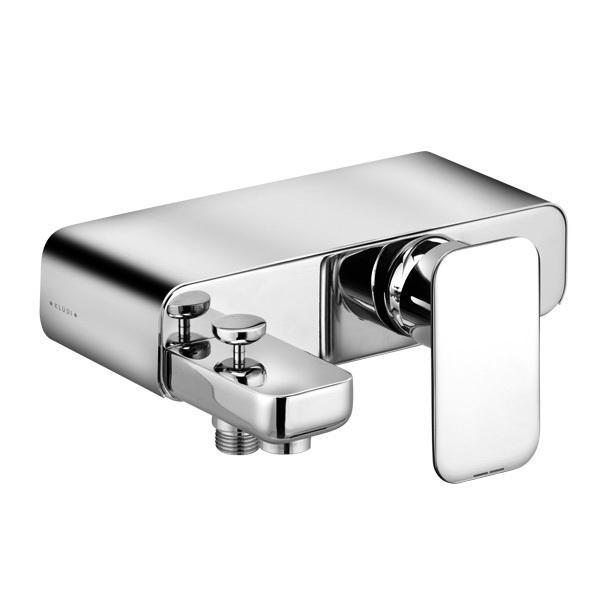 Смеситель для ванны с душем Kludi E2 494450575 428210577 смеситель для кухни хром kludi