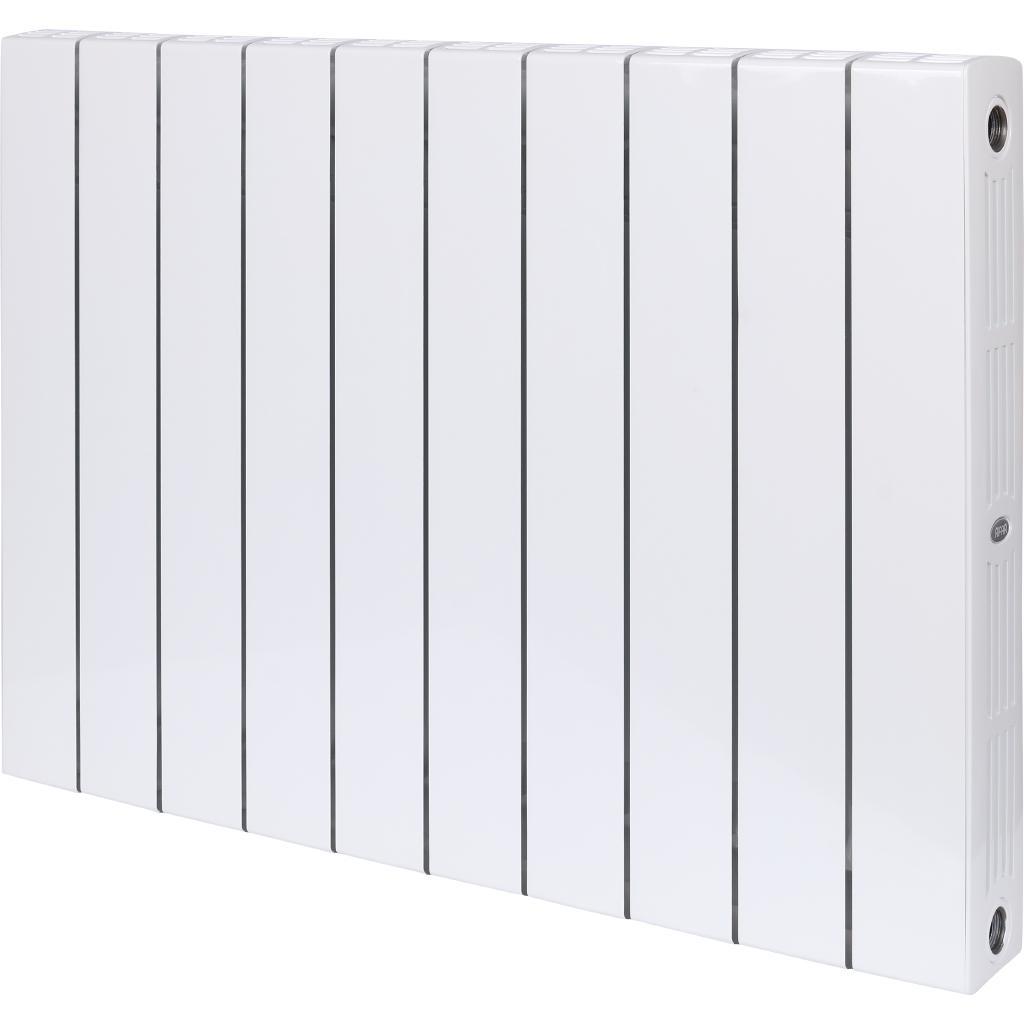 Радиатор биметаллический Rifar Supremo 500/90 rifar supremo 500 10 секций радиатор биметаллический боковое подключение белый ral 9016