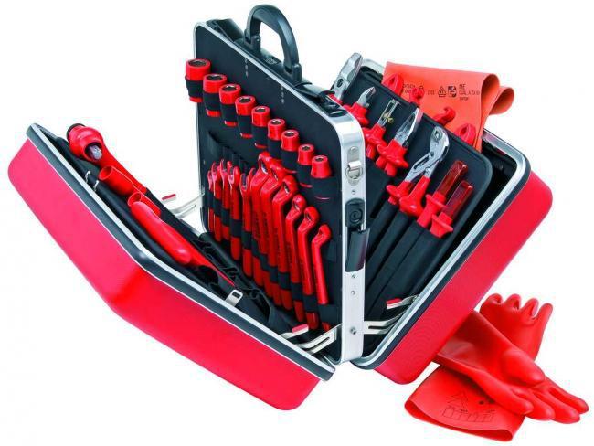 Набор инструментов Knipex Kn-989914 набор инструментов knipex универсальный 6 предметов