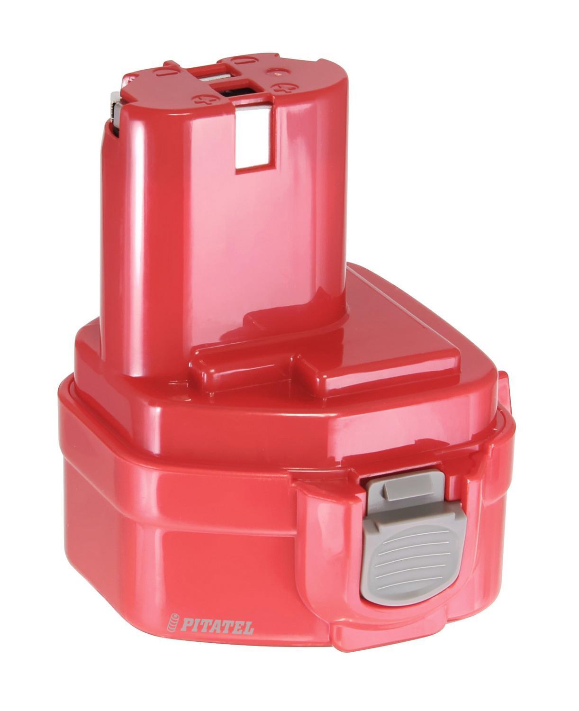 Аккумулятор Pitatel 12В 2Ач nicd (tsb-039-mak12-20c) аккумулятор для инструмента pitatel для makita tsb 038 mak96stick 30m