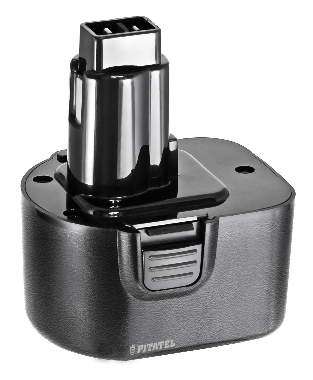 Аккумулятор Pitatel Tsb-056-de12/bd12a-20c аккумулятор для инструмента pitatel для makita tsb 043 mak12b 20c