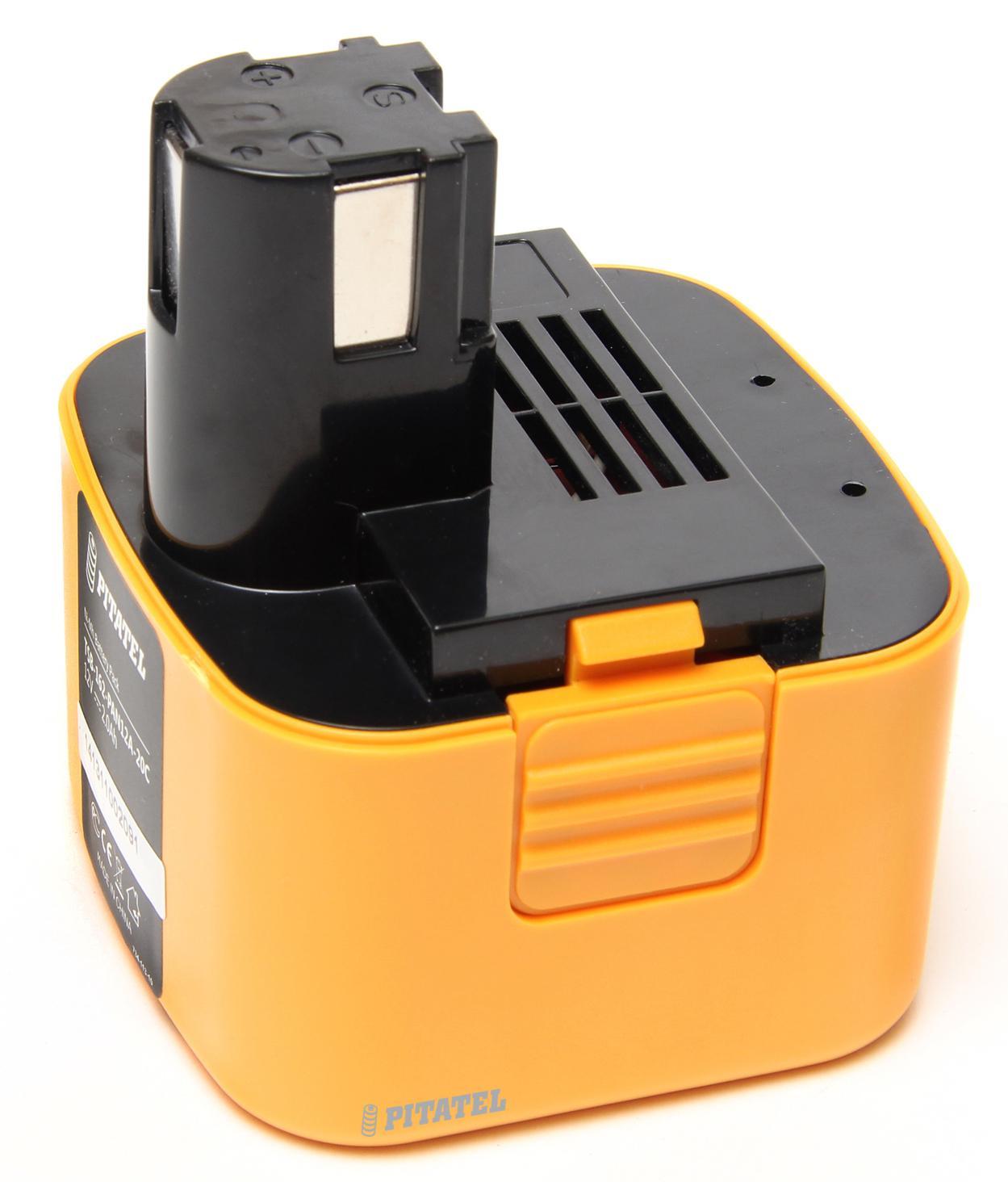 Аккумулятор Pitatel Tsb-162-pan12a-20c аккумулятор для инструмента pitatel для panasonic tsb 181 pan96b 20c