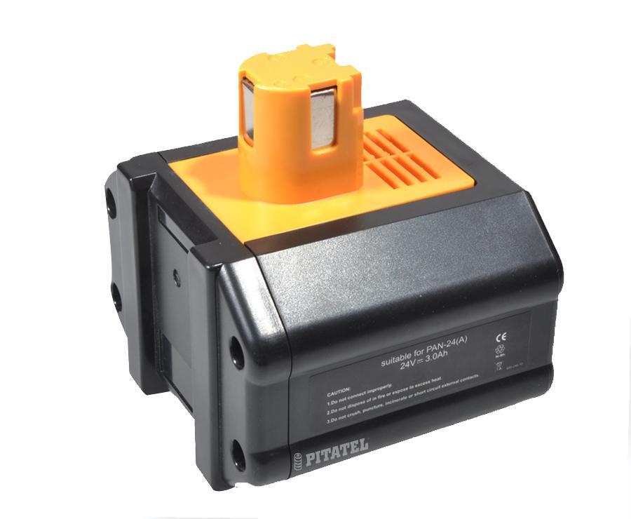 Аккумулятор Pitatel Tsb-182-pan24-30m аккумулятор для инструмента pitatel tsb 062 hit72 30m черный