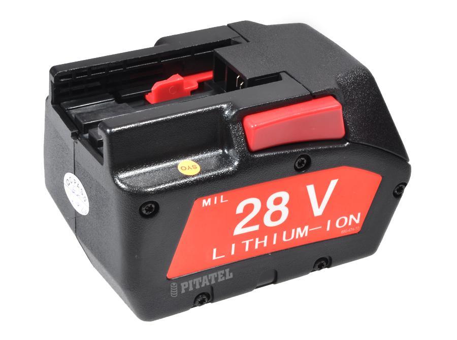 Аккумулятор Pitatel Tsb-213-mil28-20l аккумулятор pitatel tsb 163 pan14 20l