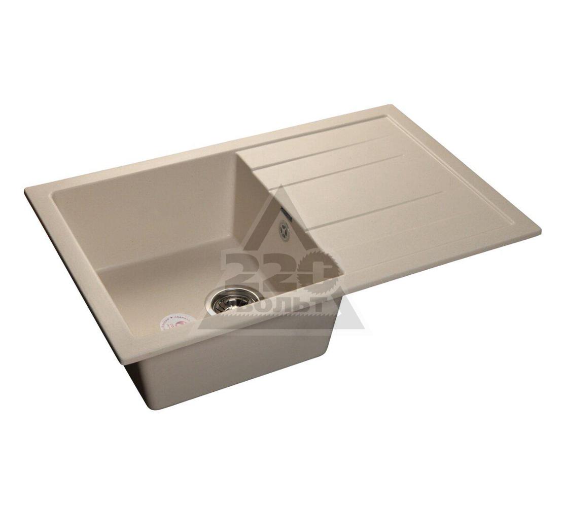 Мойка кухонная GRANFEST QUADRO GF-Q--780L белый