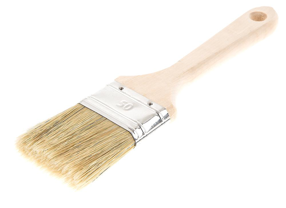 Кисть флейцевая Hammer 237-002 кисть флейцевая kraftool 1 01017 50