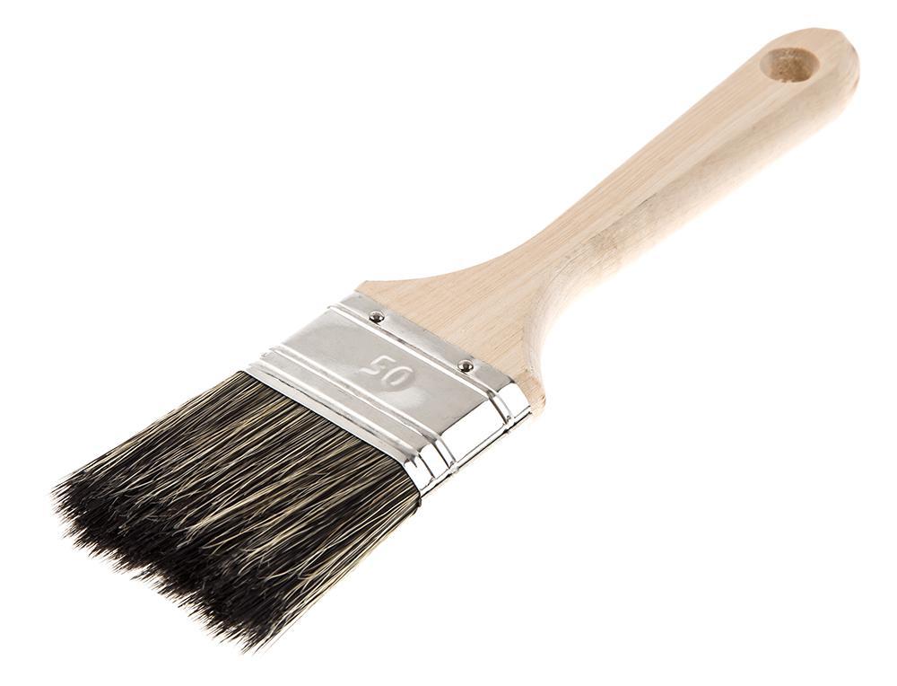 Кисть флейцевая Hammer 237-013 кисть флейцевая kraftool 1 01017 50