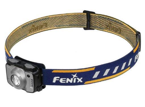 Фонарь FENIX HL12R серый
