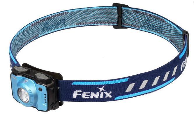 Фонарь Fenix Hl12r синий