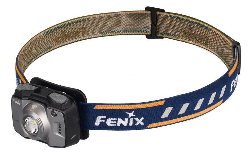 Фонарь Fenix Hl32r серый фонарь налобный fenix hl50
