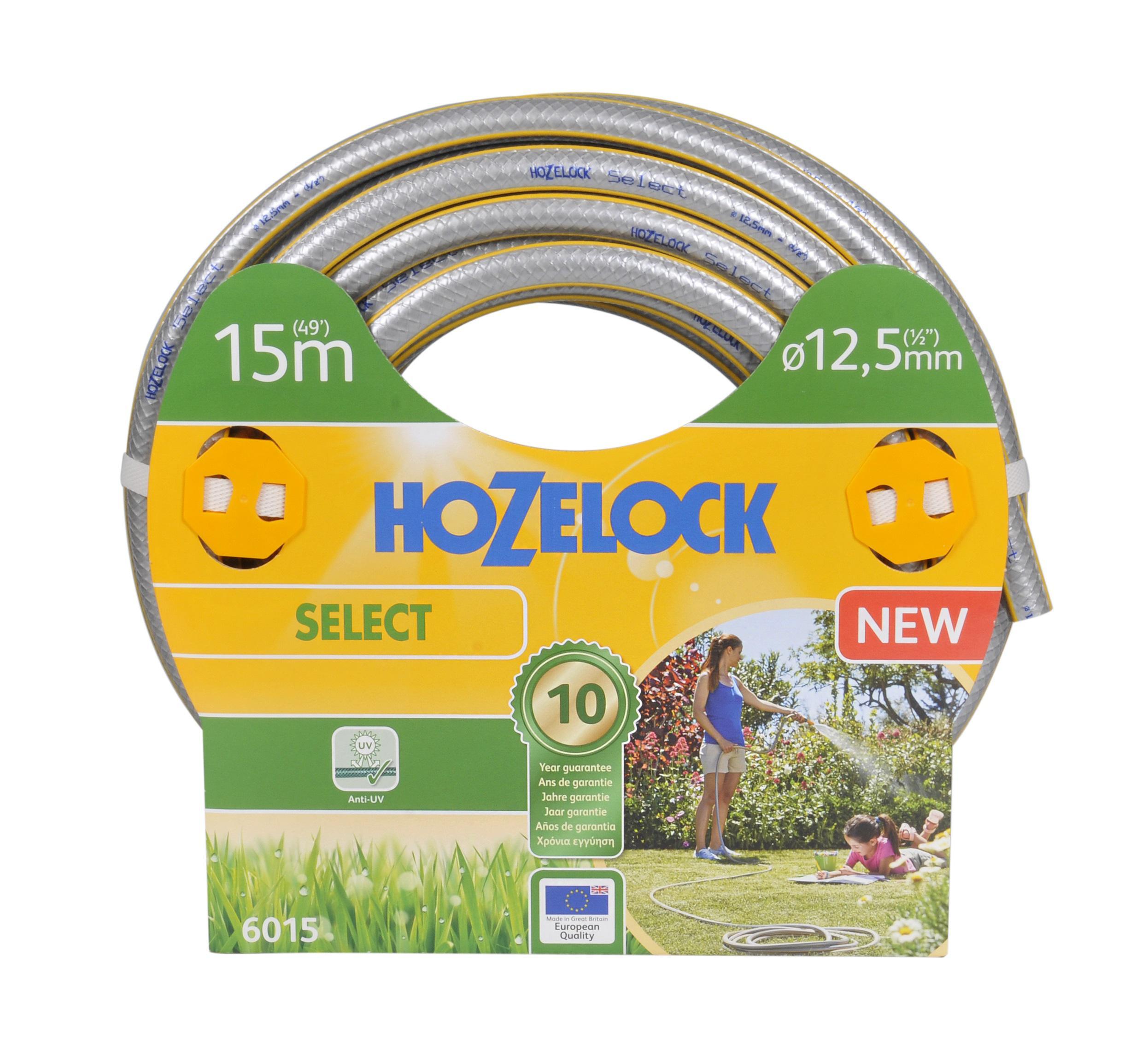 Шланг Hozelock 6015 select