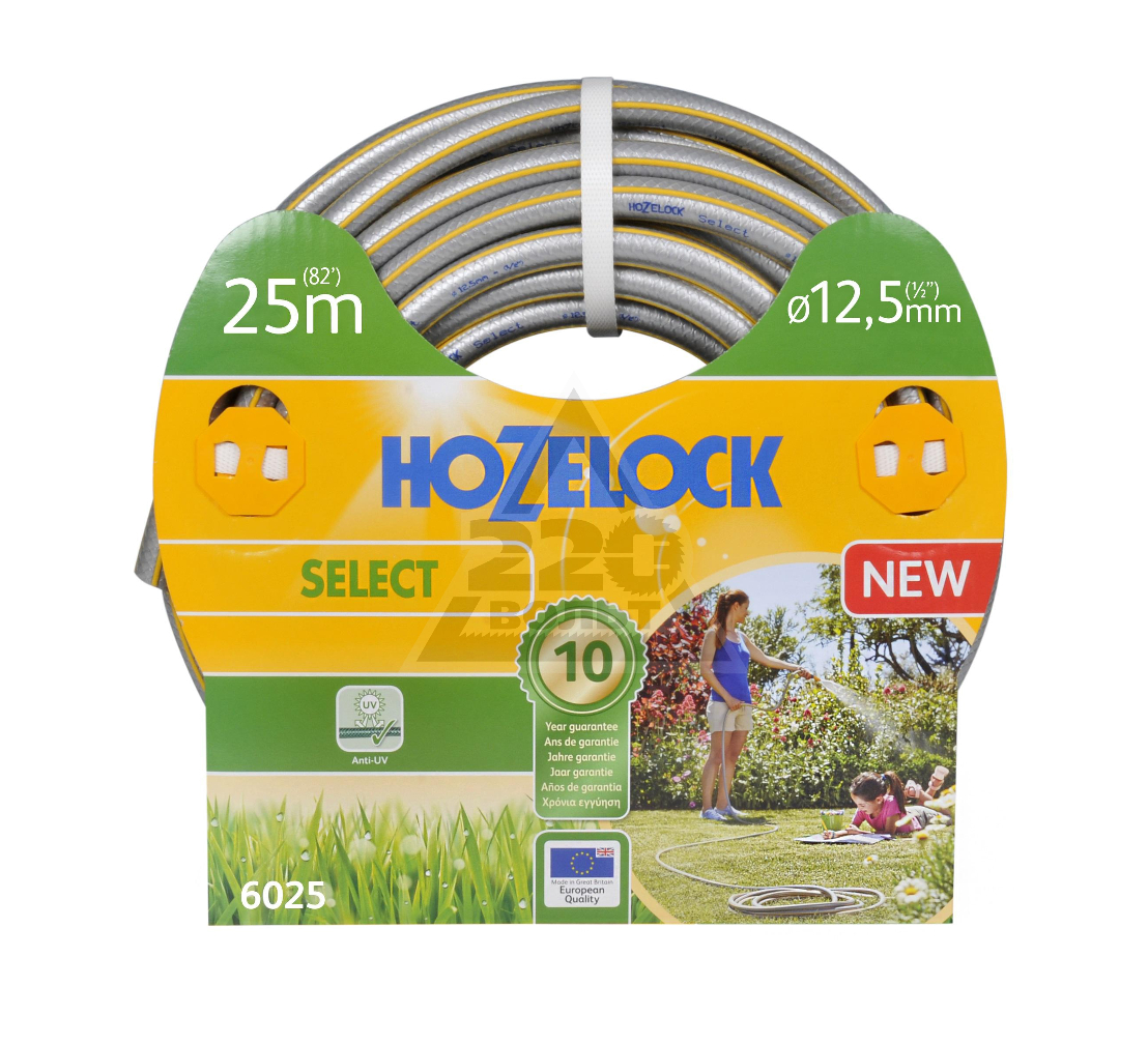 Шланг HOZELOCK 6025 SELECT