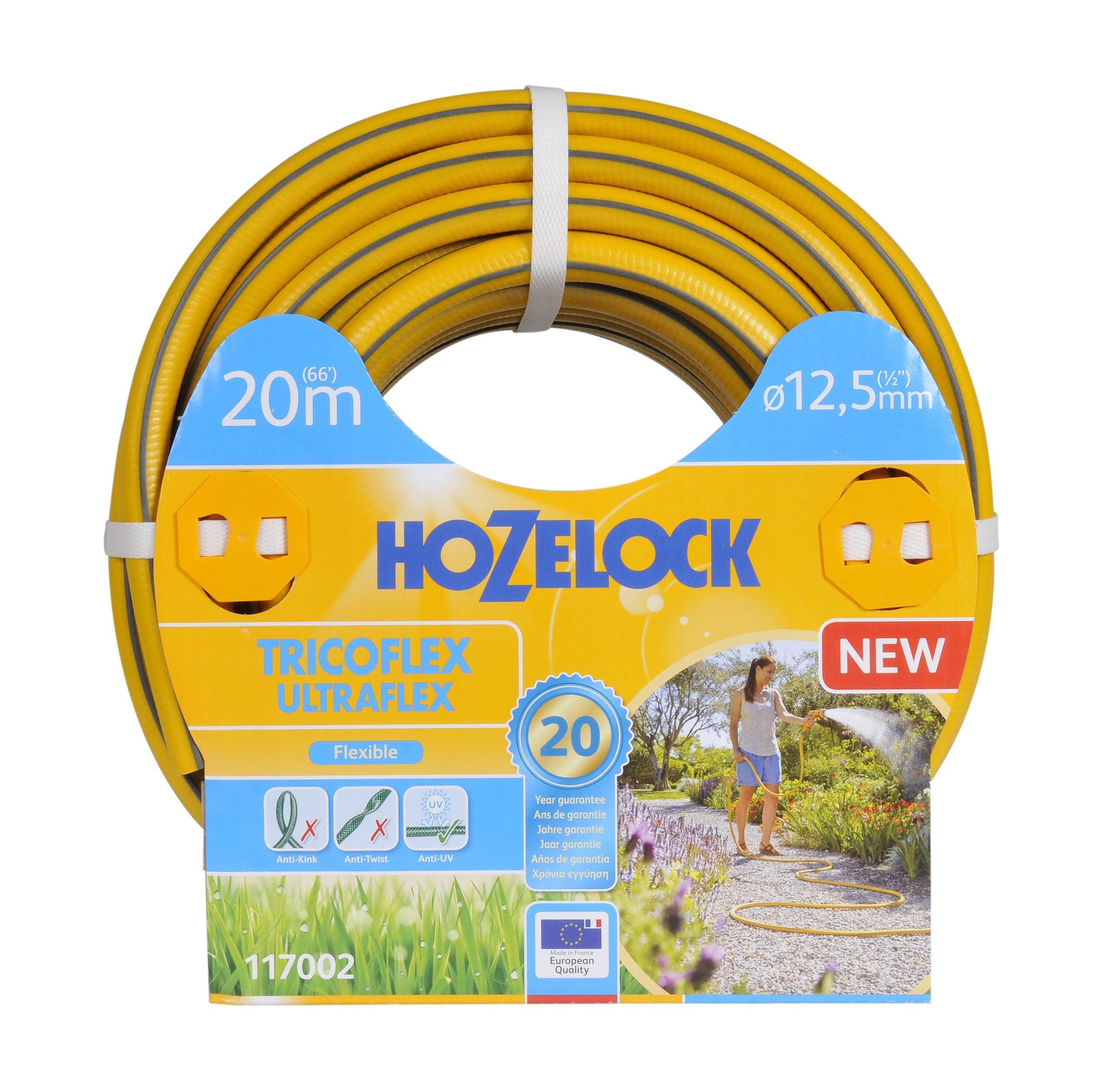 Шланг Hozelock 117002 tricoflex ultraflex