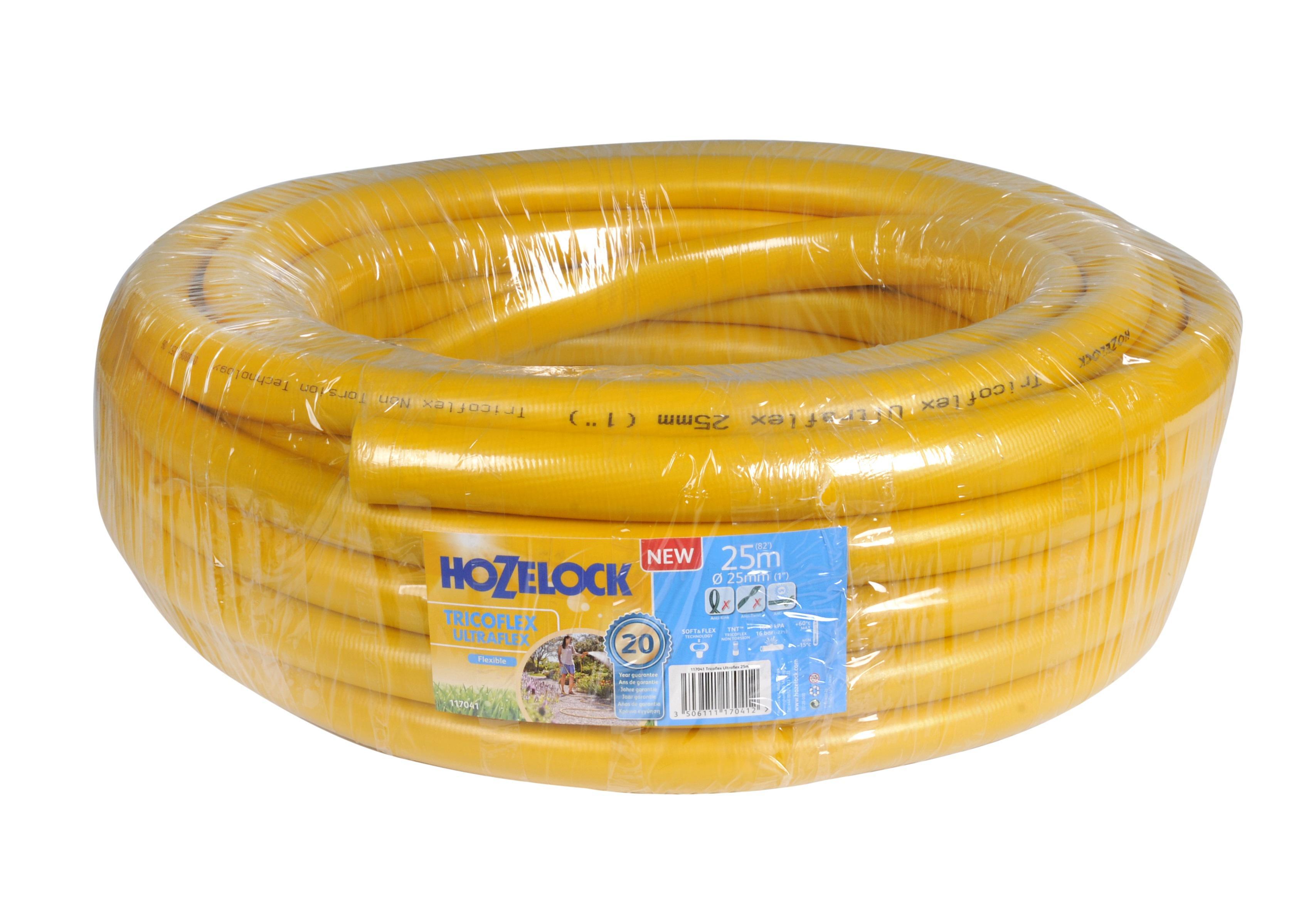 цена на Шланг Hozelock 117041 tricoflex ultraflex