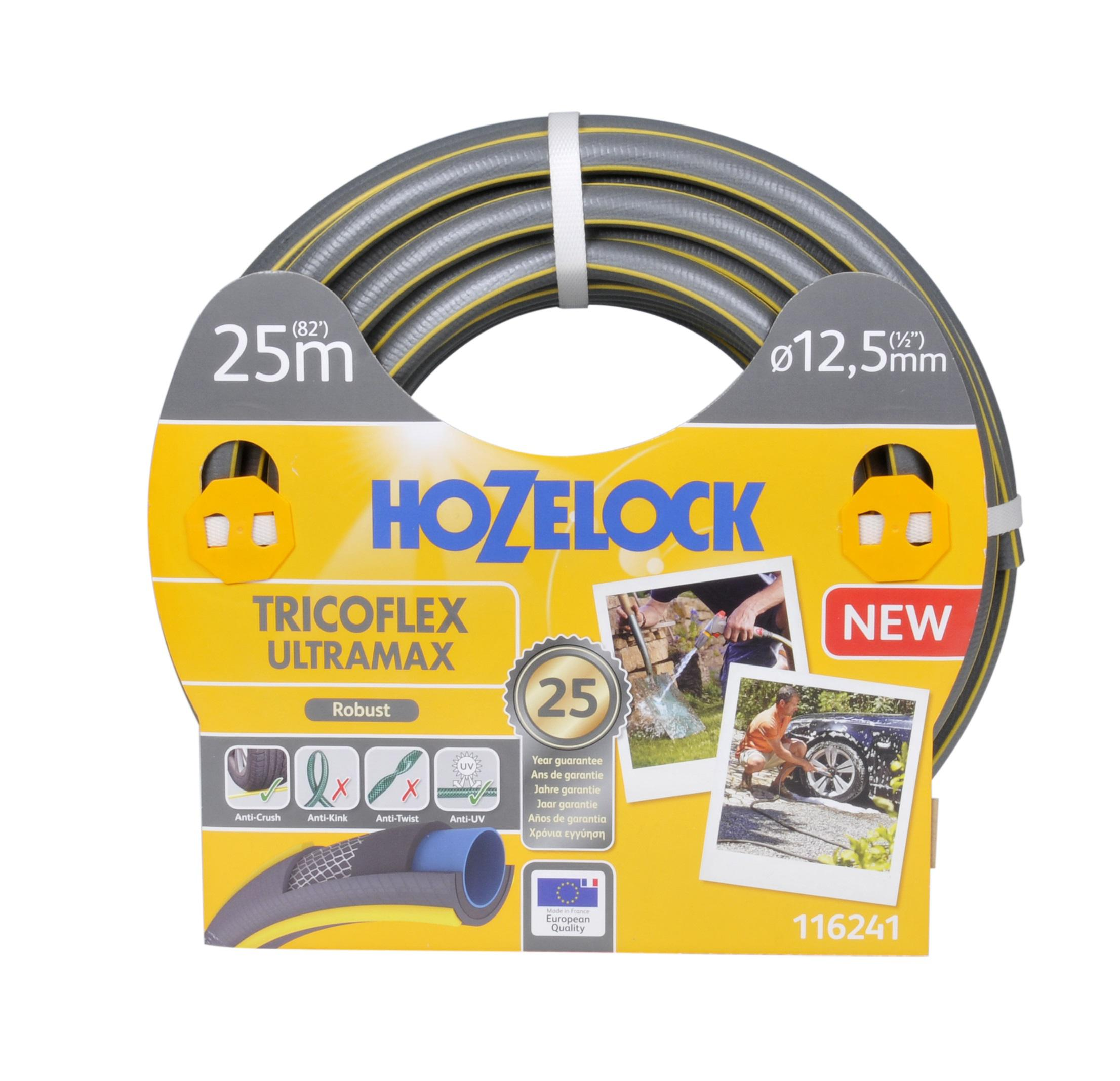 Шланг Hozelock 116241 tricoflex ultramax цена