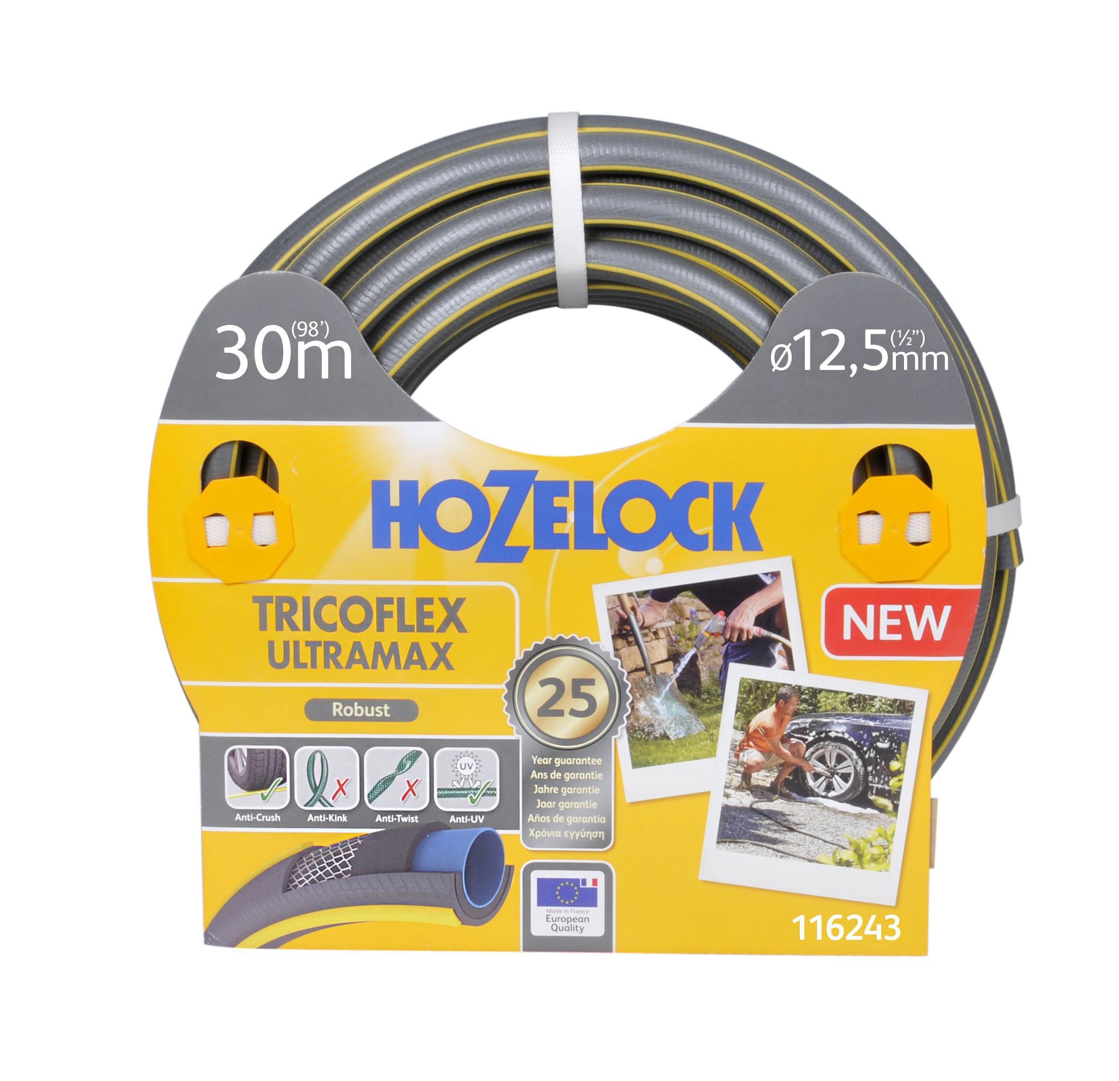 Шланг Hozelock 116243 tricoflex ultramax шланг tricoflex ultramax 3 4 25м