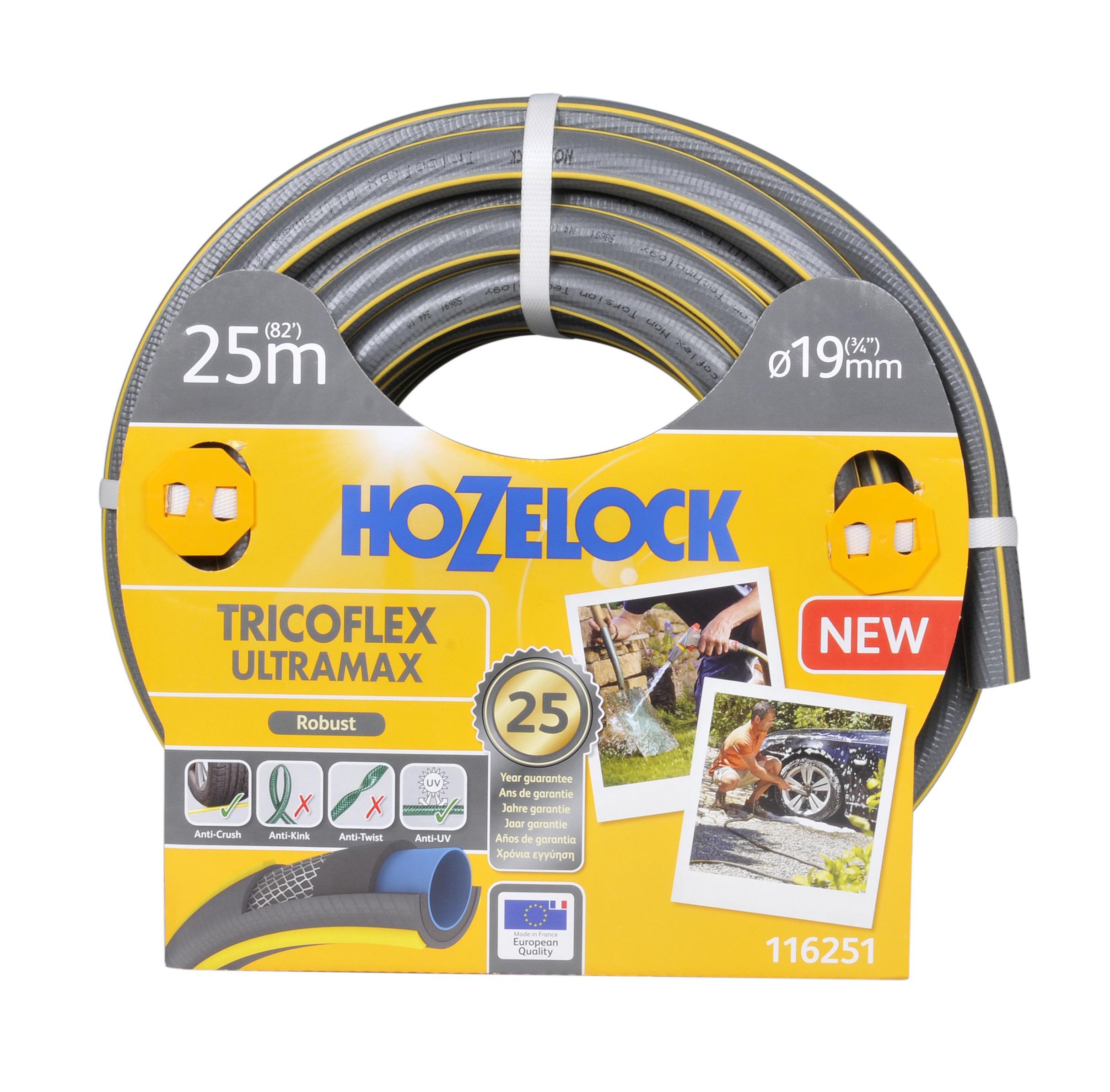 Шланг Hozelock 116251 tricoflex ultramax шланг tricoflex ultramax 3 4 25м