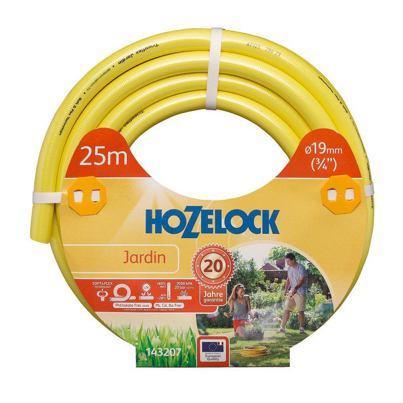 Шланг Hozelock 143207 jardin шланг поливочный skrab 3 4 длина 25 м 20 bar цвет серый 28225