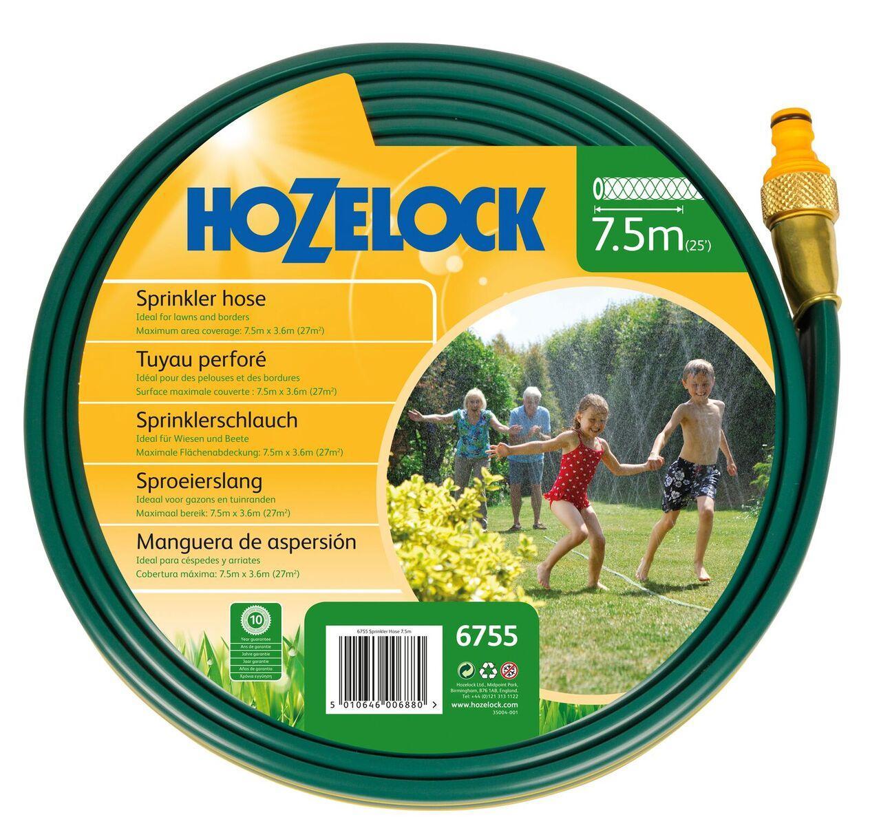 Шланг разбрызгивающий Hozelock 6755 цены онлайн