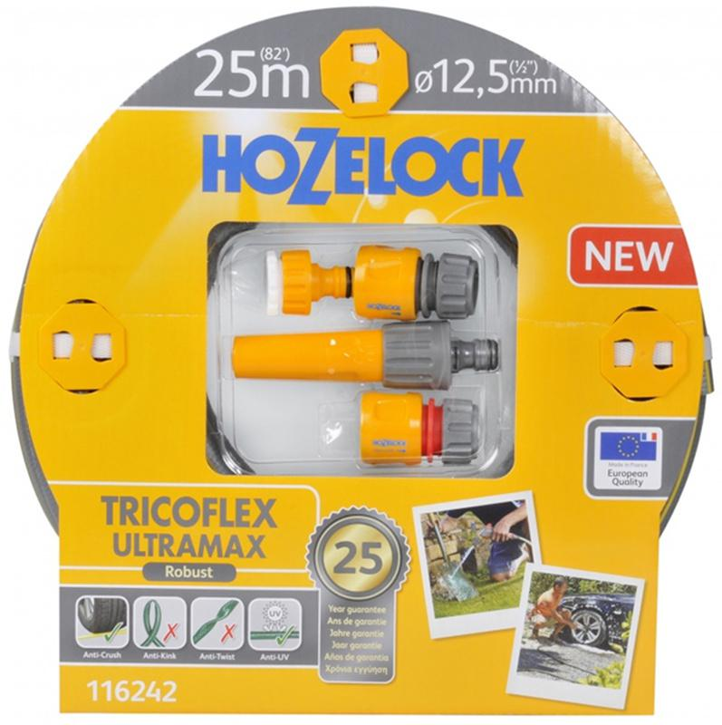 Набор Hozelock 116242 tricoflex ultramax starter set richard corman madonna nyc 83