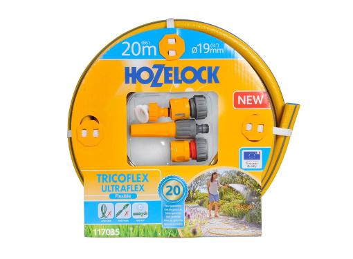 Набор поливочный HOZELOCK 117035 TRICOFLEX ULTRAFLEX STARTER SET