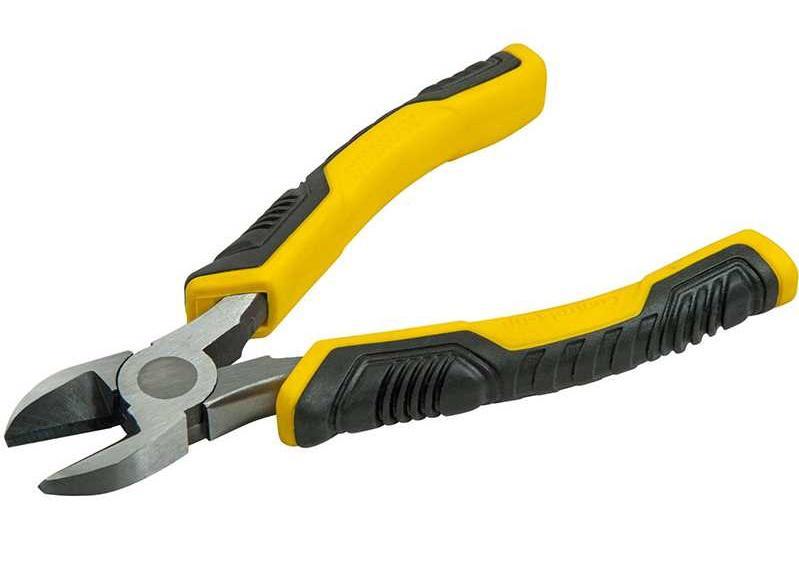 Бокорезы Stanley Stht0-74362 control-grip ножницы для бумаги и тканей stanley stht0 14102