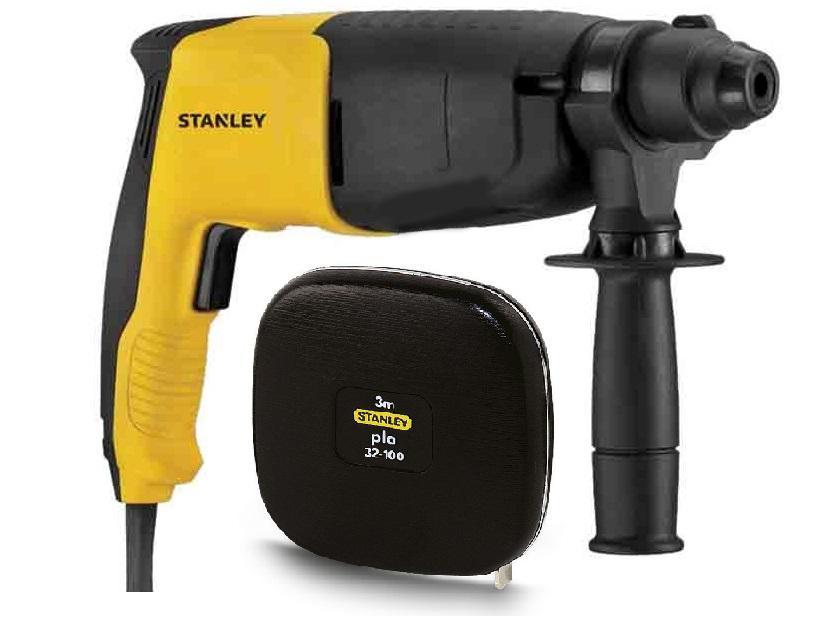 Набор Stanley Перфоратор sthr202k-b9 +Рулетка точило stanley stgb3715 b9