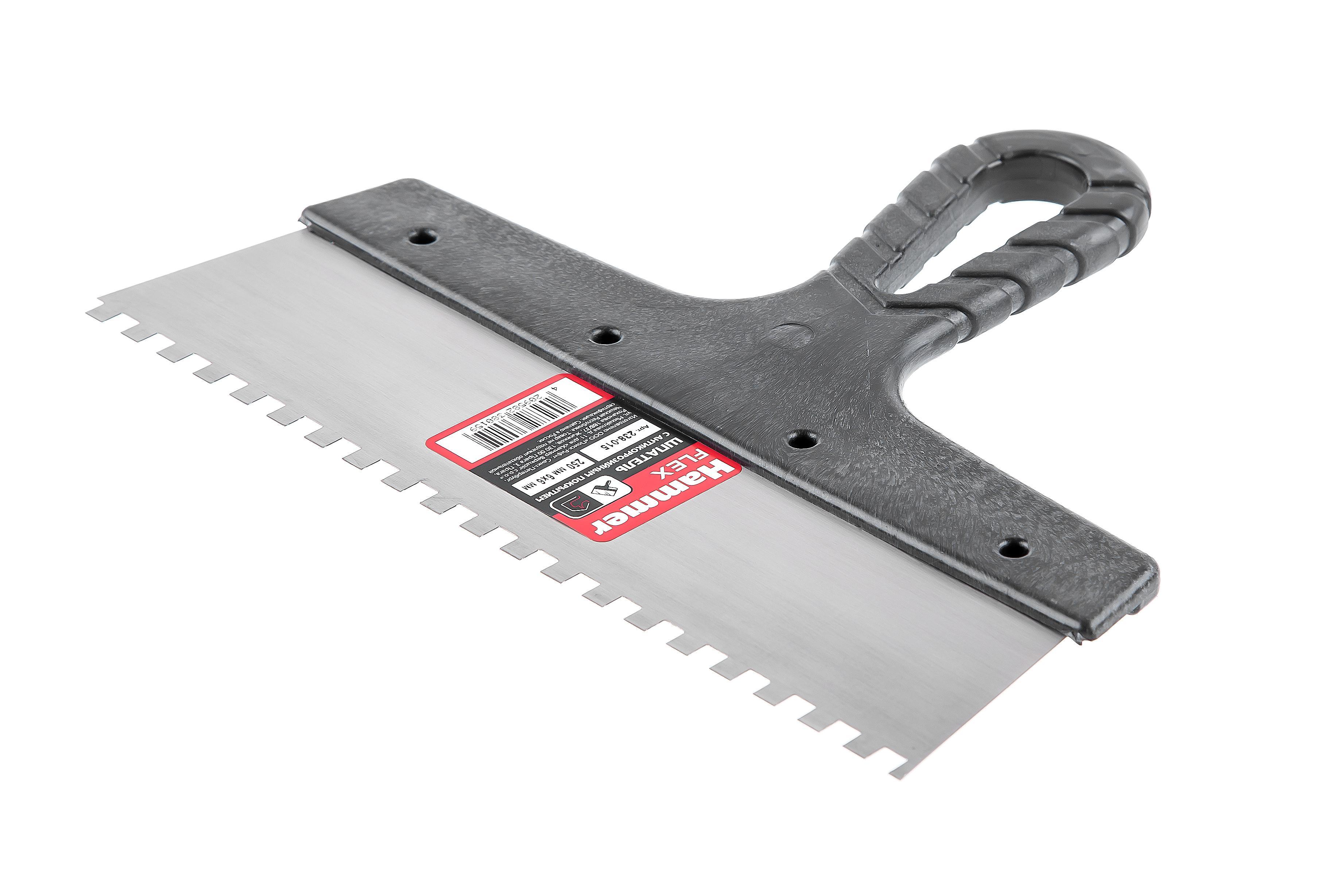 Шпатель Hammer 238-015