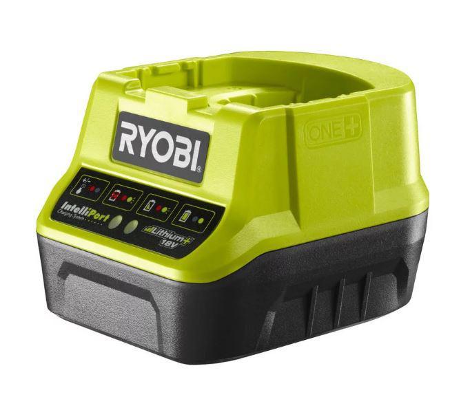 Зарядное устройство Ryobi 3002891 (rc18120) цена в Москве и Питере