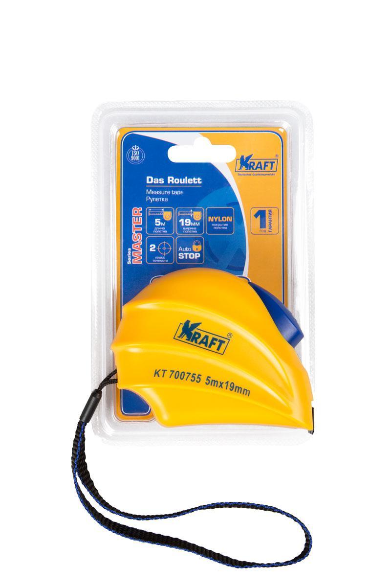 Рулетка Kraft Kt 700755