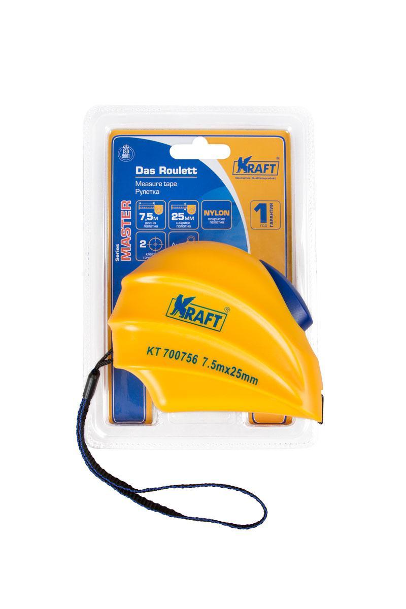 Рулетка Kraft Kt 700756
