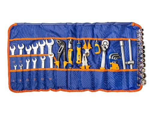 Набор инструментов KRAFT КТ 703003