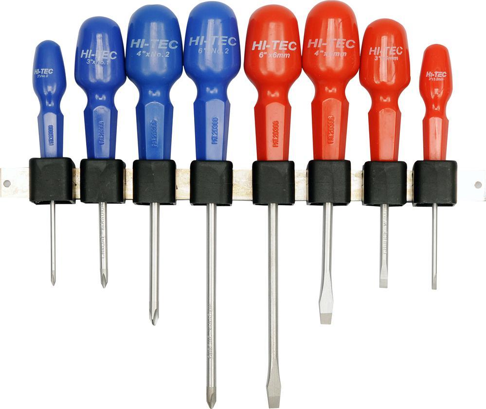 Набор отверток Vorel 61580 ключ торцевой vorel l типа 17мм