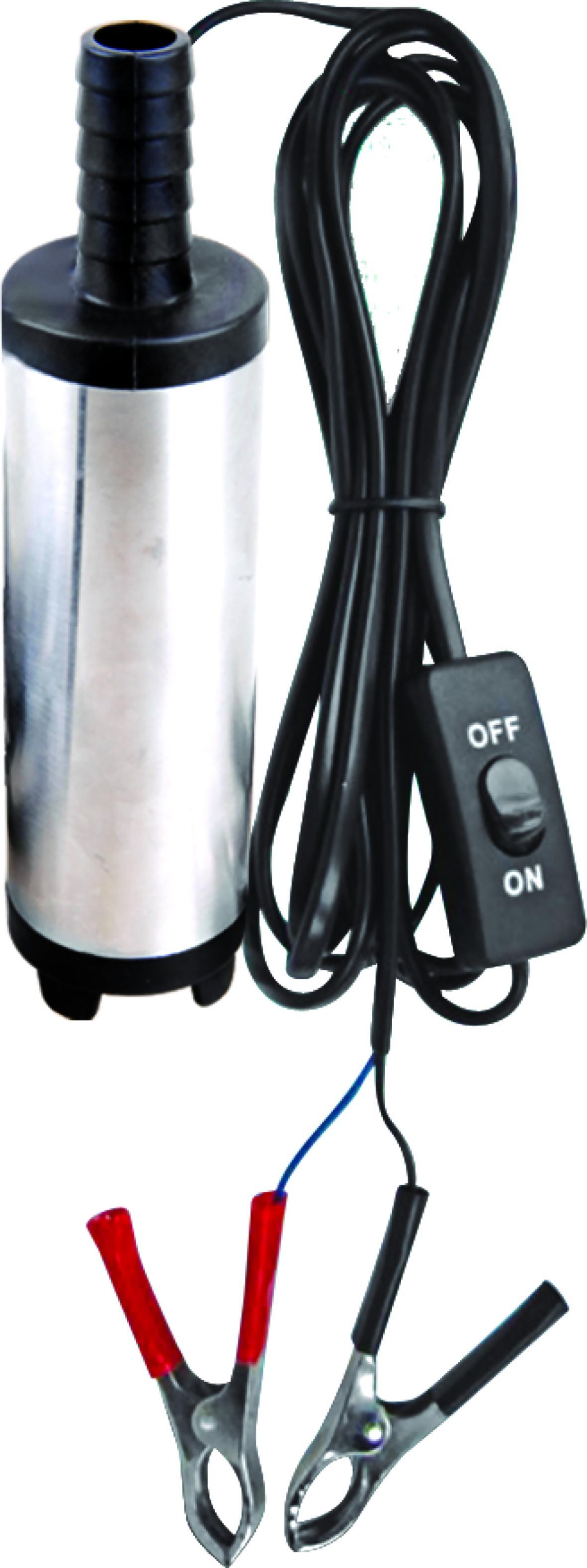 Насос ТОП АВТО ТА-38/24 насос для гсм топ авто 24в с фильтром с сеточкой та 51с 24 диаметр 51 мм