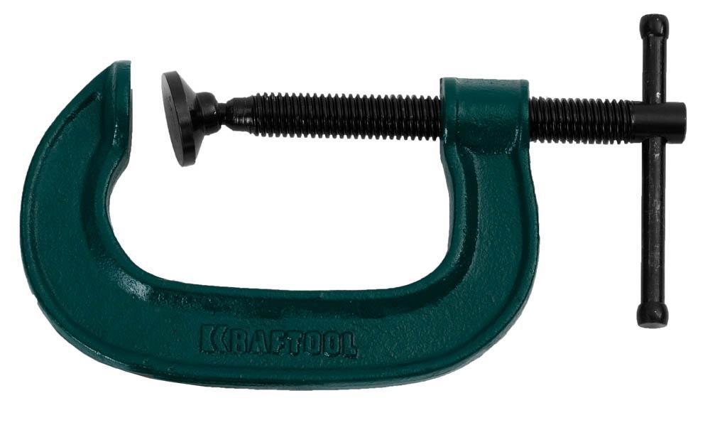 Струбцина Kraftool 32229-075 expert струбцина stayer g образная 75 мм 3215 075 z01