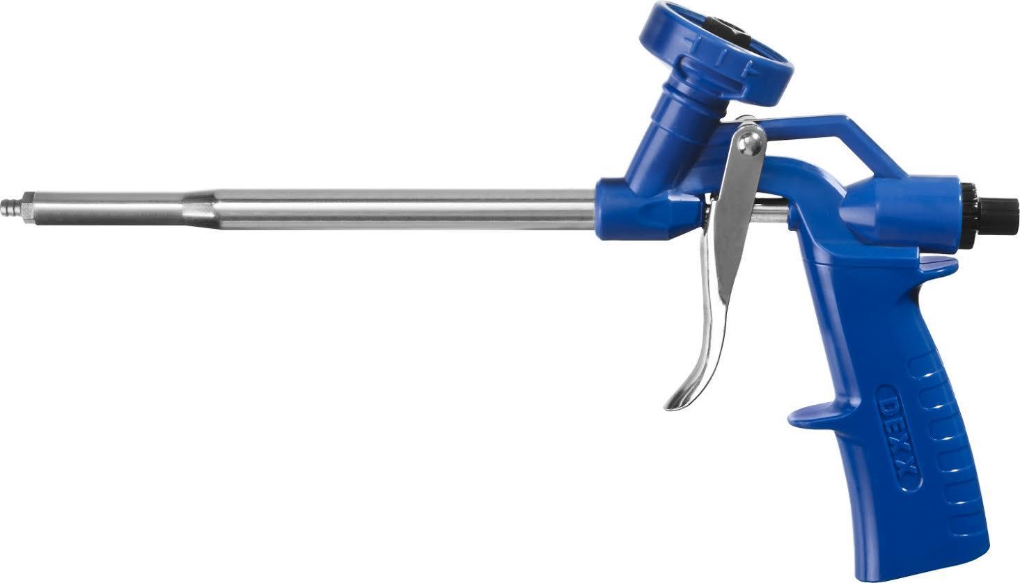 Пистолет для монтажной пены Dexx 06871 СУПЕР