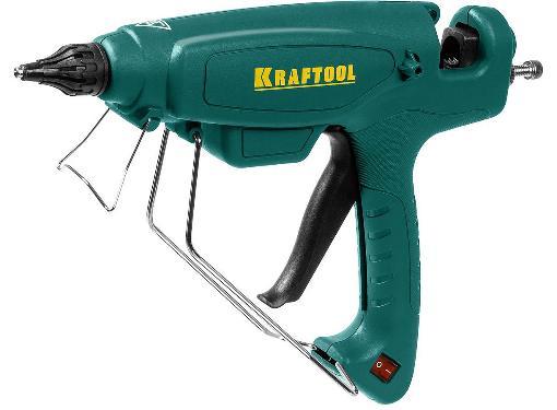 Пистолет клеевой KRAFTOOL 06843-220-12 PRO