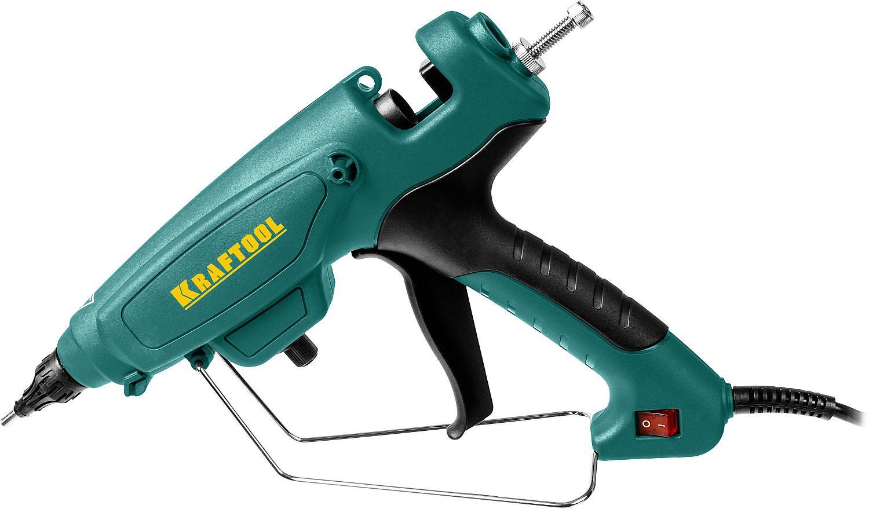 Пистолет клеевой Kraftool 06843-300-12 pro