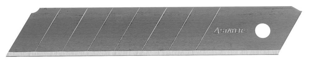 Лезвие для ножа Stayer 0915-s10 profi скользяшки 0915 р14
