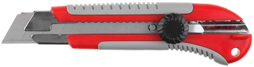 Нож ЗУБР 09175 ЭКСПЕРТ нож строительный со сменными лезвиями зубр эксперт 09167 z01