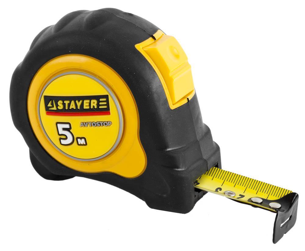 Рулетка Stayer 3402-5_z01 master omega